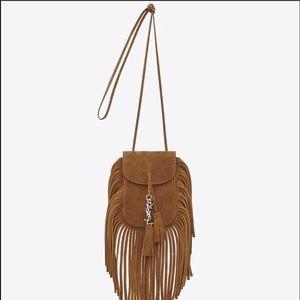 6272108eafcf Women s Ysl Fringe Bag on Poshmark